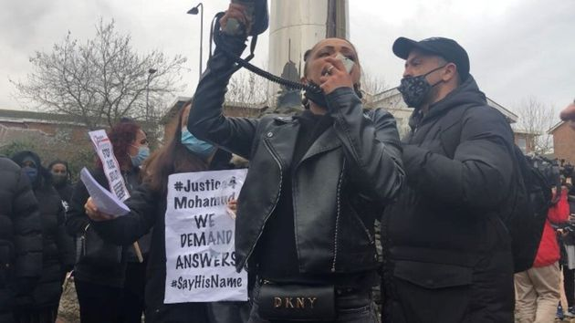 Mohamud Mohammed Hassan: Protesters March On Welsh Police Station Over Man's Death After