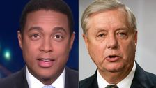 Don Lemon Flips 'Lapdog' Lindsey Graham's Own Words About Donald Trump Back On Him