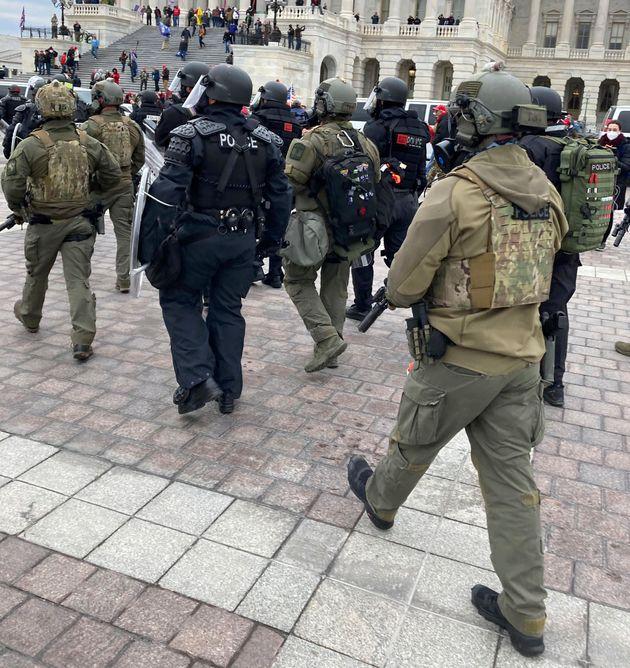 Ουάσινγκτον: Εντολή στις δυνάμεις της Εθνοφρουράς να φέρουν