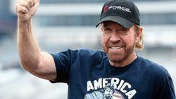Chuck Norris aclara que no formó parte del asalto al