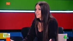 Cristina Pedroche responde tajante a las críticas por su desnudo en la