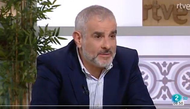 Carlos Carrizosa en