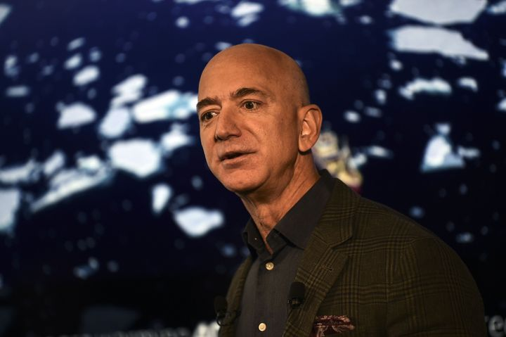 Amazon founder and CEO Jeff Bezos haspledged to meet the goals of the Paris climate agreement 10 years early. But some