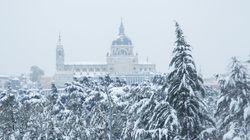 ¿Está relacionado el temporal de frío y nieve de Filomena con el cambio