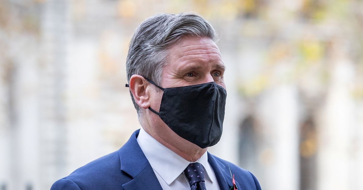 Labour Leader Keir Starmer Forced To Self-Isolate – Again