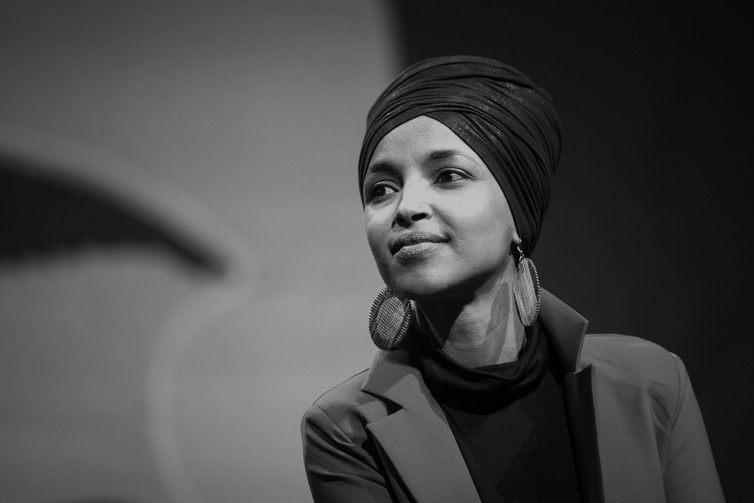 Rep. Ilhan Omar has been a frequent target of Trump's racist and Islamophobic rhetoric.