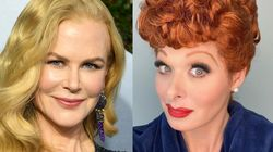 Nicole Kidman Cast As Lucille Ball And Now Debra Messing Would Like A