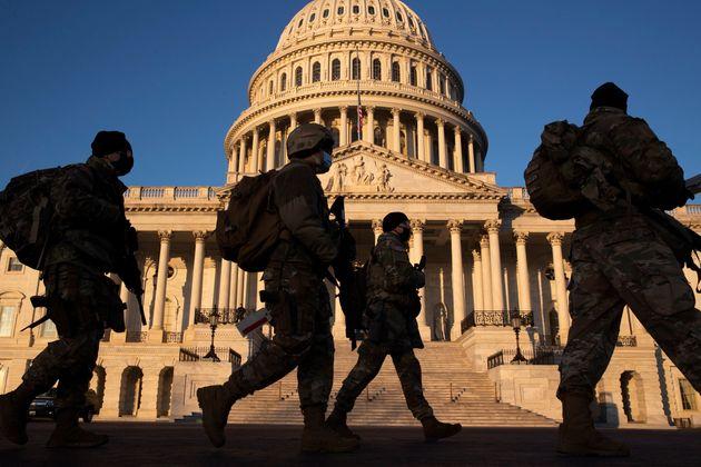 La capitale fédérale est désormais le reflet d'un pays à cran, sous...