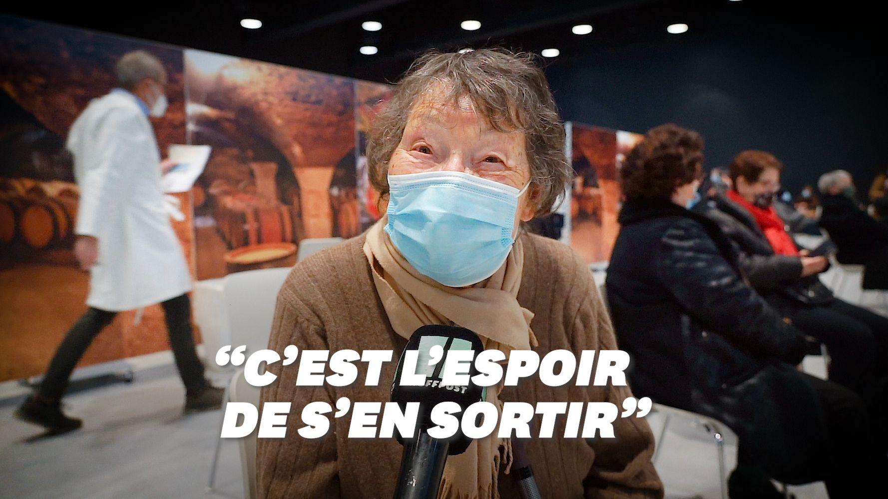 À Nancy, la détermination des premiers vaccinés