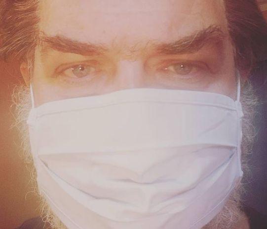 """""""So taca na machina, ma respiro"""": Andrea Pennacchi ricoverato per"""