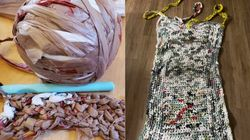 Canadians Are Turning Their Plastic Bags Into Sleeping Mats For The