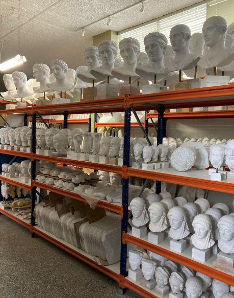 Νέα εποχή για την παραγωγή και διάθεση εκμαγείων και αντιγράφων που πωλούνται στα