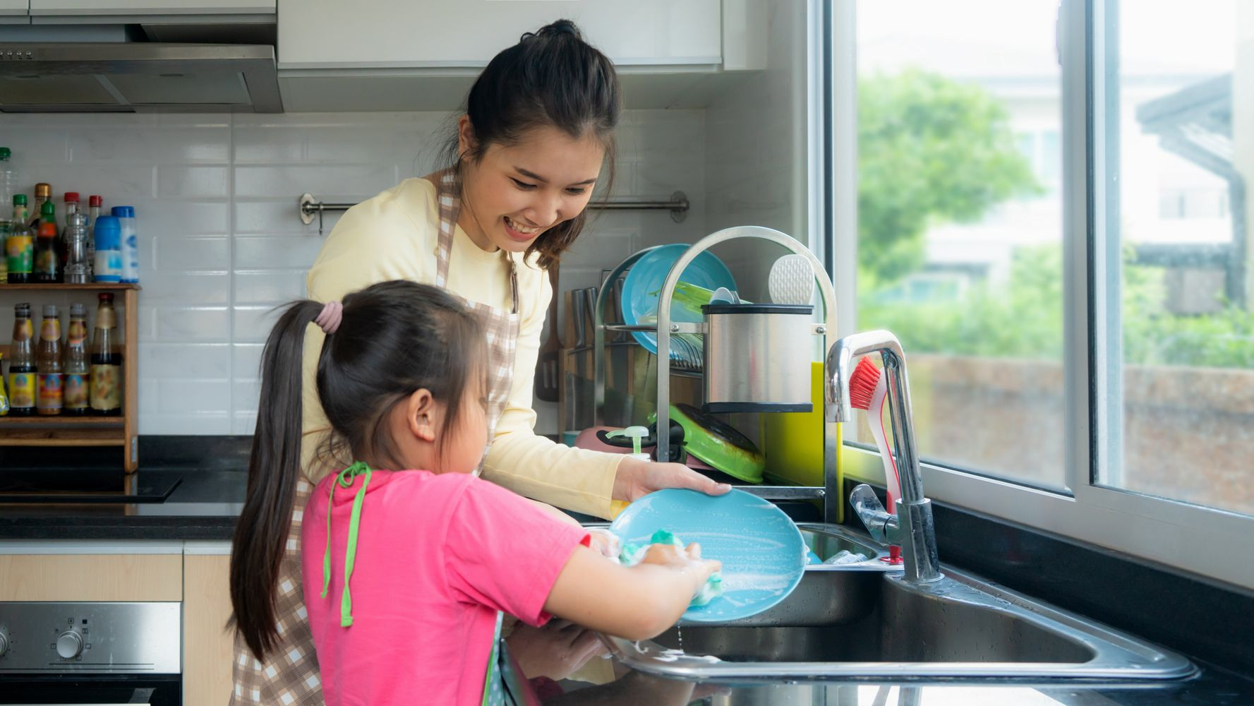 Parents Paid Their Kids Big Bucks For These Chores In 2020