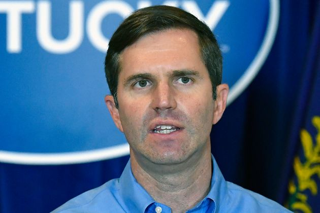 Kentucky Gov. Andy Beshear used a Tuesday news conference to blast an impeachment effort against him...