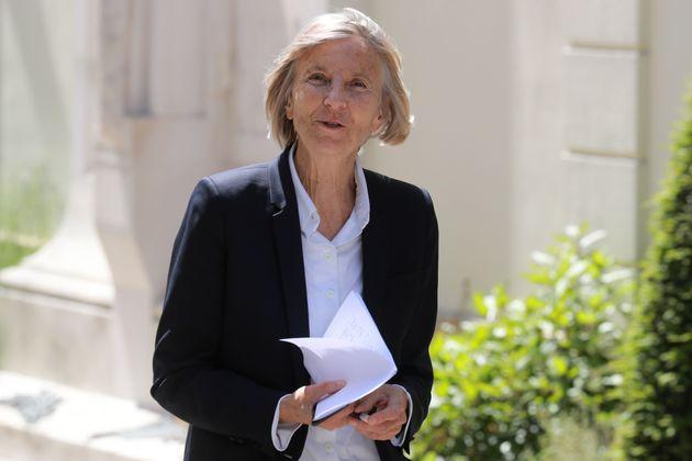 Vice-présidente du Modem, Marielle de Sarnez, ici photographiée au printemps 2020, était...