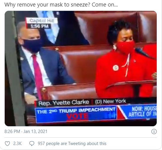 Congresistas en el