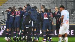 Le PSG remporte le Trophée des champions face à