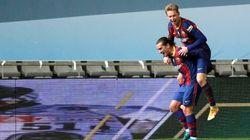 El Barcelona, primer finalista de la Supercopa de España tras ganar en los penaltis a la Real