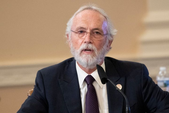 """Turning a blind eye to this brutal assault on our Republic is not an option,""& nbsp;  said Rep. Dan Newhouse (R-Wash.)."