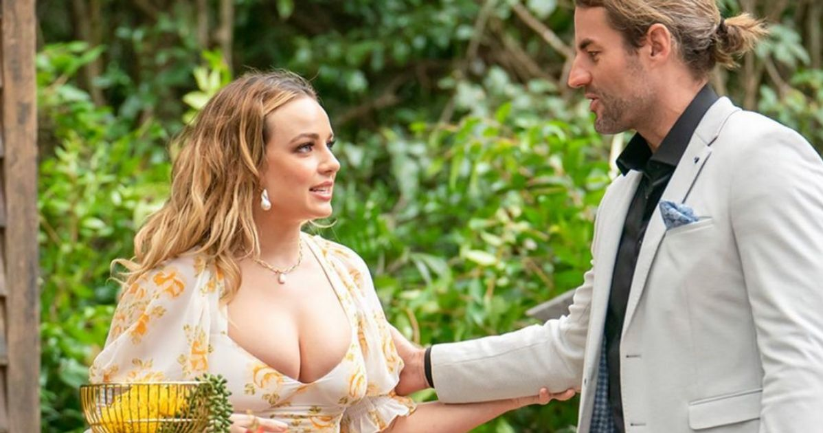 I'm A Celebrity's Love Triangle Between Ash Williams, Abbie Chatfield And Pettifleur Is About To Get More Complicated