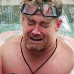 I'm A Celeb's Grant Denyer Says Medics Were Rushed In After 'Painful' Ice Bucket