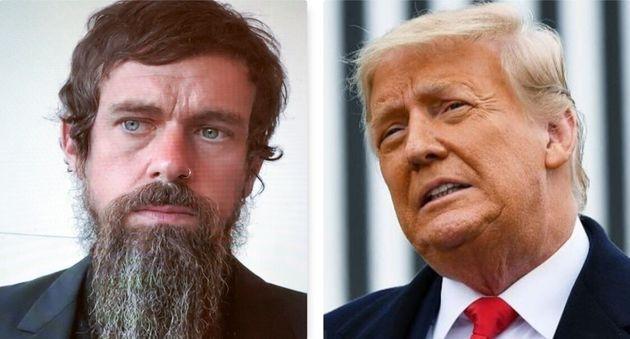 Dorsey/Trump