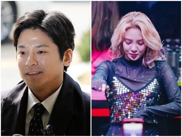 클럽 '버닝썬' 사건 최초 신고자 김상교씨, 그룹 소녀시대