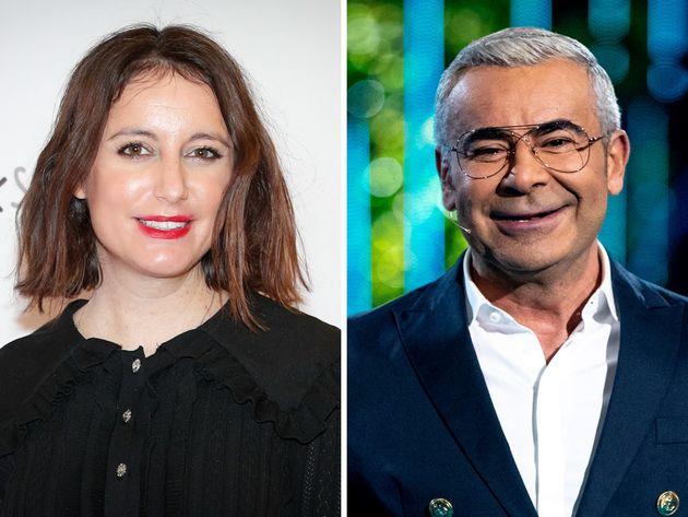 Andrea Levy y Jorge Javier