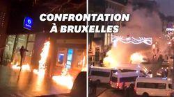Tensions à Bruxelles après la mort d'un jeune homme interpellé par la