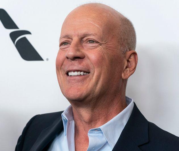 L'acteur Bruce Willis lors de la 57e édition du Festival du Film de New-York, le 11 octobre 2019...
