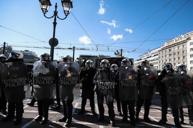 Επεισοδιακά φοιτητικά συλλαλητήρια ενάντια στο νέο νομοσχέδιο του υπουργείου