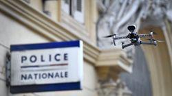 Le ministère de l'Intérieur sanctionné pour des drones