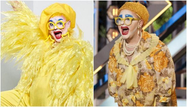 Drag Race UK's Ginny Lemon Leaves Simon Cowell Speechless In Unearthed X Factor Audition