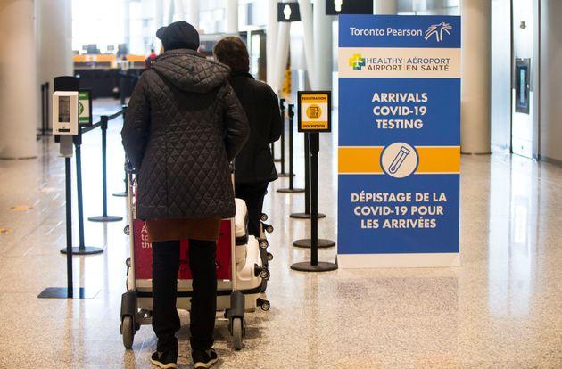 Les voyageurs doivent s'isoler 14 jours lors de leur retour au pays. (photo