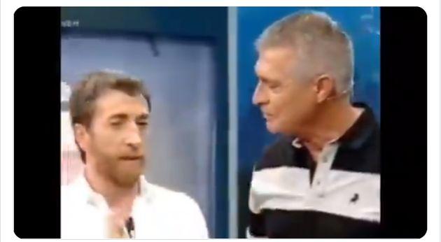 Pablo Motos y Manuel Sarria en 'El
