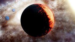 Cette exoplanète est presque aussi vieille que