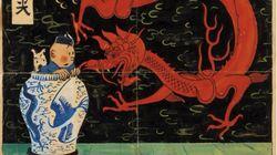 Ce dessin de Tintin est l'œuvre de BD la plus chère du