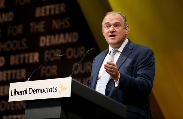 Lib Dems Defend Leaflet Deliveries During Lockdown As Form Of