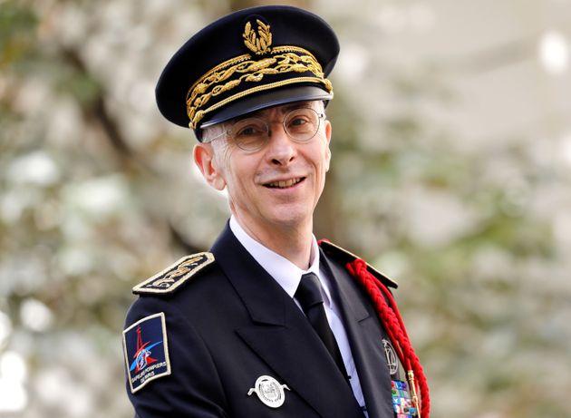 Le préfet de police de Paris Didier Lallement, ici photographié durant le mois de juillet...