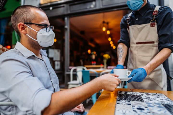 Restaurants have embraced multiple safety measures to stay open. If diners want their favorite spots to remain open amid the pandemic, masking up when interacting with staff is the least they can do.