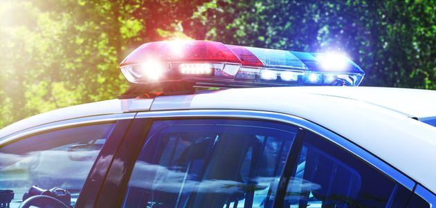 A siren rings on a police car in a stock image. The Ontario government said Thursday that police officers...