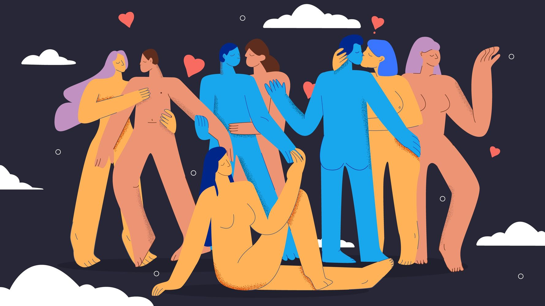 I Lost Both My Polyamorous Relationships To Other People During The Pandemic