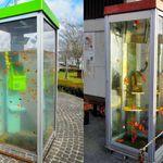 「金魚電話ボックス」訴訟、芸術家が逆転勝訴。大和郡山市の商店街側に計55万円の支払いなど命じる(大阪高裁)