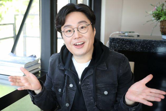 코미디언 출신 배우
