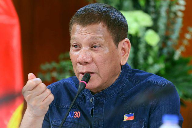 '아시아의 트럼프' 로드리고 두테르테 필리핀