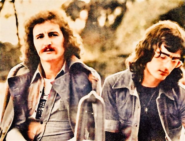 José y Manuel, el