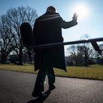 Οι τελευταίες ημέρες του Τραμπ: Απομονωμένος, θυμωμένος και