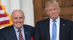 Ora Trump non vuole più pagare l'onorario del suo avvocato Rudy