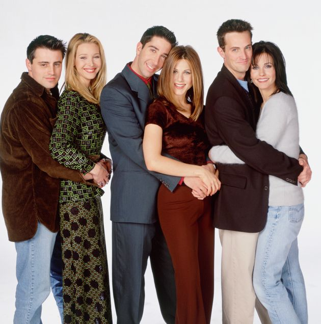 Lisa and the rest of the Friends cast will reunite for an unscripted