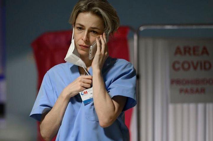 Silvia Abascal es María en 2020 en la nueva temporada de 'Cuéntame'.